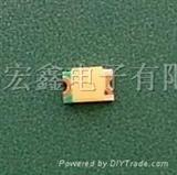 SMD LED发光二极管19-217/G7C-AL1M2B/3T