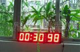 单色高质LED时钟屏