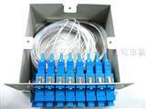 PLC分光器 一分多路分路器 光分配器