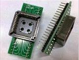 芯片座 IC测试座PLCC 32PIN芯片测试座32脚 2.54间距
