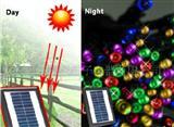 太阳能LED灯串;太阳能圣诞灯