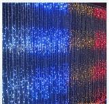 LED宽1.2米-高4米 1056颗LED瀑布灯