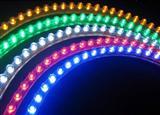 汽车LED氛围脚灯,LED车内照明灯,长城灯48cm