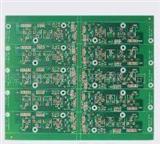 双面绿油TWS-20 RF电路板