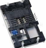 FCI 7434L0825S01LF 智能卡连接器