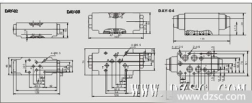 叠加式液控单向阀原理分享展示图片