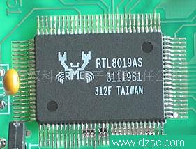 网卡芯片 RTL8019AS 全新原装 现货库存 低价出售