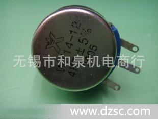 批发电位器碳膜电位器 3W WX030