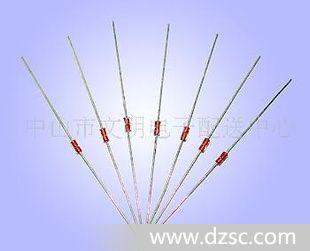 热敏电阻 玻封型热敏电阻 MF58 热敏 电阻