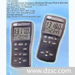 TES1317A铂金电阻温度表
