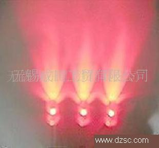 10000mcd以上5mm超高亮红光LED(图)