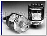 SETRA工业压力传感器Model 206/207差压变送器