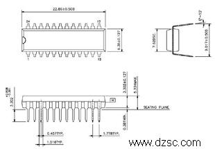 MBI5026GNS直流电机驱动器