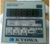 KYOWA日本共和电业信号放大器WGA-670B现货库存