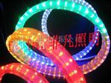 LED圆二线扁三线扁四线扁五线彩虹管厂家
