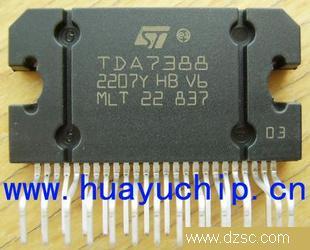 TDA7384A音响功放IC