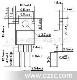 Panasonic/松下开关电源MIP166(图)