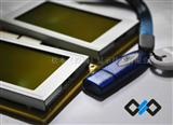 LMG-SSC12K64DLYY/12864中文液晶模块