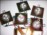 LED天花射灯大功率筒灯