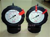 台湾STIKO/SAFE华记耐腐蚀隔膜压力表