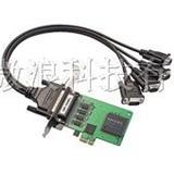 MOXA CP-104EL-A多串口卡内蒙古总代理