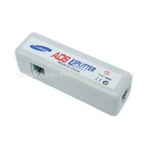 ADSL语音分离器 宽带分离器 电话分离器 信号分离器