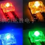 LED  食人鱼F5白光