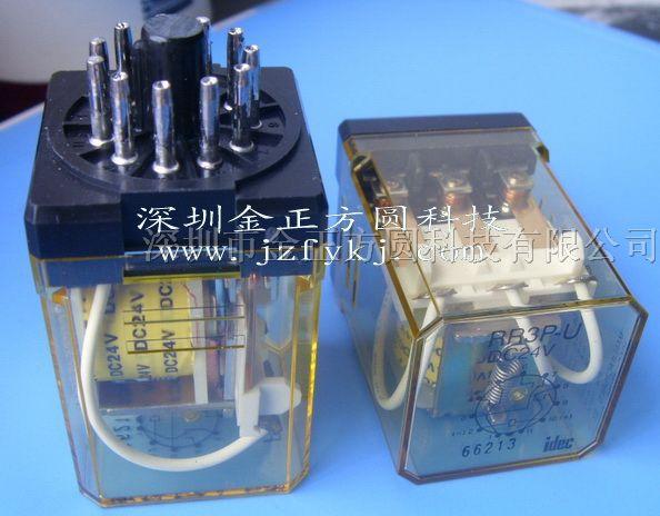 和泉继电器_正品一样日本和泉中间继电器RH2BUL电压