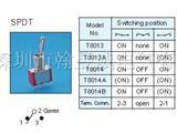 兴瀚/SH钮子开关T80-T T80-R T80-P