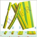 黄绿双色热缩套管