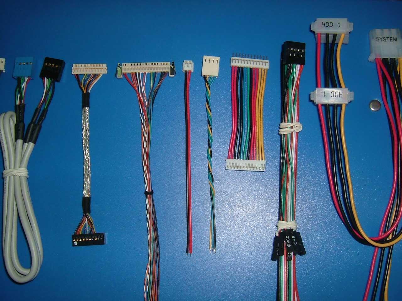 各类连接线
