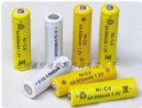 AA镍镉电池可充电电池