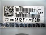 YAGEO系列贴片电阻器