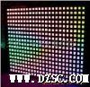 华庆光电LED幕墙灯 LED显示屏 LED单色屏(图)