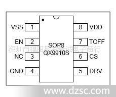 QX9910 AC/DC大功率LED驱动IC