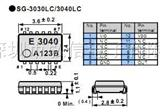 SG-3030LC 32.768KHZ晶振