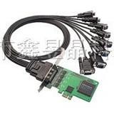 台湾MOXA CP168EL 8串口多串口卡