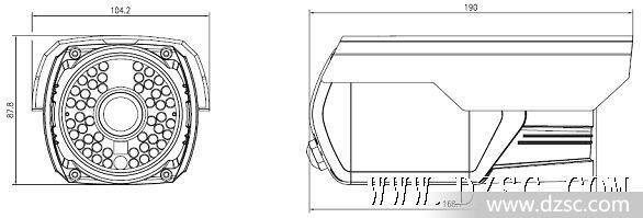 工程图 简笔画 平面图 手绘 线稿 586_199