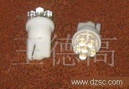 LED汽车灯,T10-6LED