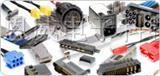 安普圆形连接器66102-9