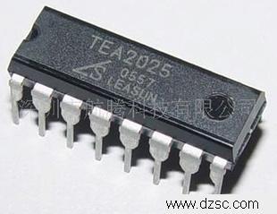 音响功放IC TEA2025 TEA2025B