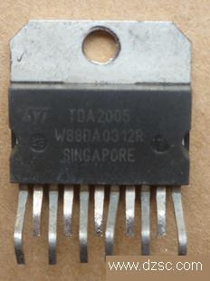 大量拆机现货ST底音暴/音响/功放IC TDA2005