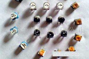 直插贴片可调电容器(图)