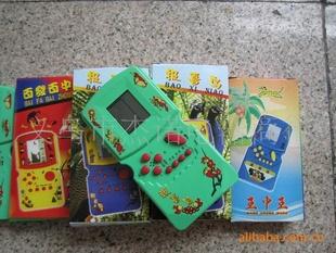 外贸JS-1537 游戏机 小机游戏机 玩具 游戏机