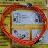LC-FC 多模双芯3米 光纤跳线 尾纤 厂家专业定做