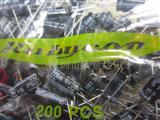 全系列原装红宝石电解电容220U/16V