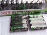 国产555品牌碳性高功率无汞电池R6P