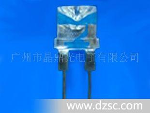 5MM内凹发黄光LED发光二极管