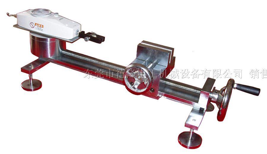 手摇卧式拉力机  简易型拉力试验机