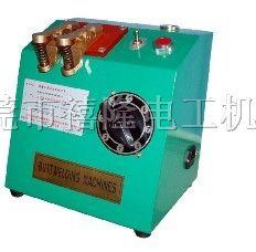 供应东莞银焊式碰焊机 铜线热接机 多股铜线碰焊机